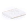 MANN FILTER CU2454 Pollenszűrő HONDA CIVIC