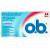 O.B. tampon mini procomfort 16db