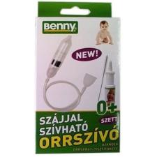 Dr.Benny szájjal szívható orrszívó orrszívó