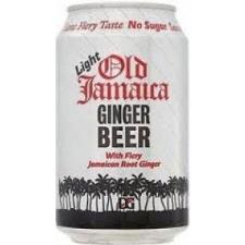 Old Jamaica alkoholmentes light gyömbérsör 330ml sör