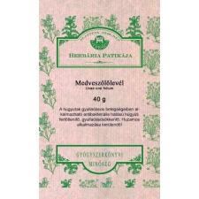 Herbária medveszőlőlevél tea 40g gyógytea