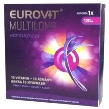 TEVA Eurovit MultiLong vitamin kapszula 120db vitamin