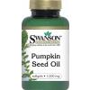 Swanson Pumpkin Seed Oil (Tökmagolaj) 1000mg gélkapszula 100db