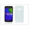 Samsung Samsung SM-G388F Galaxy Xcover 3 szilikon hátlap - S-Line - fehér