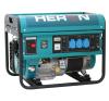 benzinmotoros áramfejlesztő, max 5500 VA, egyfázisú (EGM-55 AVR-1) aggregátor