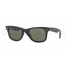 Ray-Ban RB2140 1184 WAYFARER BLACK EFFECT AGED GREEN napszemüveg (RB2140__1184)
