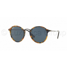 Ray-Ban RB2447 1158R5 SPOTTED BLUE HAVANA GREY napszemüveg (RB2447__1158R5)
