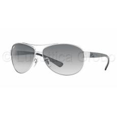 Ray-Ban RB3386 003/8G SILVER GREY GRADIENT napszemüveg (RB3386__003_8G)