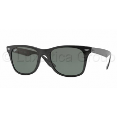 Ray-Ban RB4195 601/71 WAYFARER LITEFORCE BLACK GREEN napszemüveg (RB4195__601_71)
