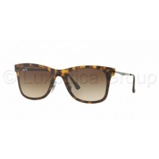 Ray-Ban RB4210 894/13 MATTE HAVANA GRADIENT BROWN napszemüveg (RB4210__894_13)