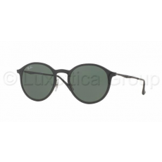 Ray-Ban RB4224 601S71 MATTE BLACK DARK GREEN napszemüveg (RB4224__601S71)
