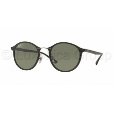 Ray-Ban RB4242 601S9A MATTE BLACK POLAR GREEN napszemüveg (RB4242__601S9A)