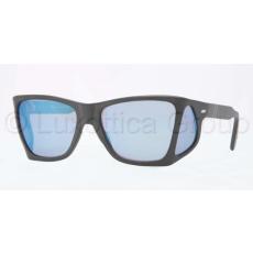 Persol PO0009 900/O4 MATTE BLACK BROWN MIRROR BLU napszemüveg (PO0009__900_O4)