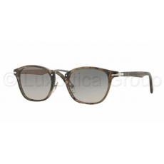 Persol PO3110S 1019M3 CORTEX STRIPED GREY GRADIENT DARK GREY POLAR napszemüveg (PO3110S__1019M3)