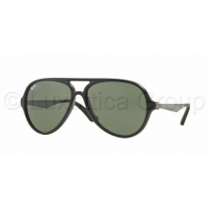 Ray-Ban RB4235 601S MATTE BLACK GREEN napszemüveg (RB4235__601S)