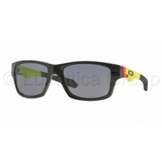 Oakley OO9135 26 JUPITER SQUARED Polished Black (TLD) Grey napszemüveg (OO9135_26)