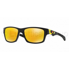 Oakley OO9135 11 JUPITER SQUARED POLISHED BLACK (VR/46) FIRE IRIDIUM napszemüveg (OO9135_11)