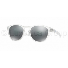 Oakley OO9265 04 LATCH MATTE CLEAR BLACK IRIDIUM napszemüveg (OO9265_04)