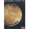 Gondolat Csillagászati évkönyv 1985
