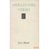 Európa Apollinaire versei