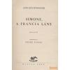 Magyar Téka Simone, a francia lány