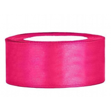 2,5 cm-s szatén szalag (25 m) pink (006) party kellék