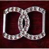 Gyűrűpár csatt (3,2 cm x 2,5 cm)-10 db