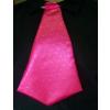 Óriás nyakkendő pink , gyémántos