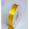 szatén szalag citromsárga (HS-1007)-(2 cm * 22 m)