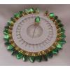 Különleges dísztű, zöld (30 db)