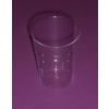 Átlátszó műanyag pohár 1 dl-s (40 db)