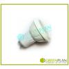 LED spot, 6W COB, GU10 foglalattal, meleg fehér, 330 lumen, 2 év garancia