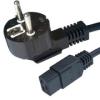 Gembird C19 Hálózati tápkábel 1.8m (PC-186-C19)