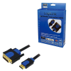 LogiLink HDMI DVI kábel 3m
