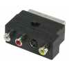 Valueline Scart - RCA - S-video adapter