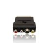 Gembird Scart RCA S-video adapter