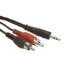Gembird Jack - RCA kábel 15m