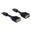 DELOCK HD VGA hosszabbító kábel 5m (82566)