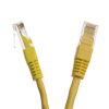 Digitalbox CAT6 UTP patch kábel 0.5m sárga