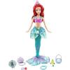 Ariel baba kiegészítőkkel (Mattel CJK91 CJK89)
