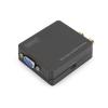 Digitus VGA HDMI konverter RCA audio