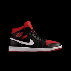Nike Air Jordan 1 Mid Bred GS