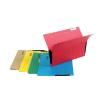 Függőmappa, oldalvédelemmel, karton, A4, DONAU, barna 25 db/csomag