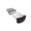 Sandisk Flashdrive SanDisk Ultra Fit 64GB USB3.0, 128-bit AES, Up to 130MBs