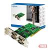 LogiLink Logilink PCI Multi I/O vezérlő kártya,4 soros port PC0017