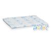 Scamp mintás kék macis textilpelenka 3db mosható pelenka