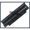 Dell Vostro 2420 4400 mAh 6 cella fekete notebook/laptop akku/akkumulátor utángyártott