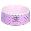 Trixie Kerámia Tál Dog Princess 1L/20cm Pink