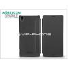 Nillkin Sony Xperia Z3 (D6603) oldalra nyíló flipes tok - Nillkin Sparkle - fekete