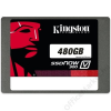 Kingston SSD (belső memória), 480GB, SATA 3, KINGSTON SSDNow V300 (SK480GV30)